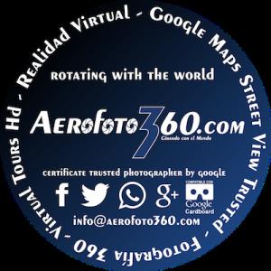 Galleta AeroFoto360 2016R